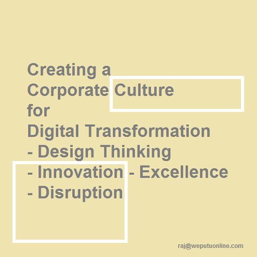 Corporate workshop digital transformation