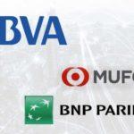 BBVA-BNP-Paribas MUFG
