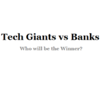 tech giants banks