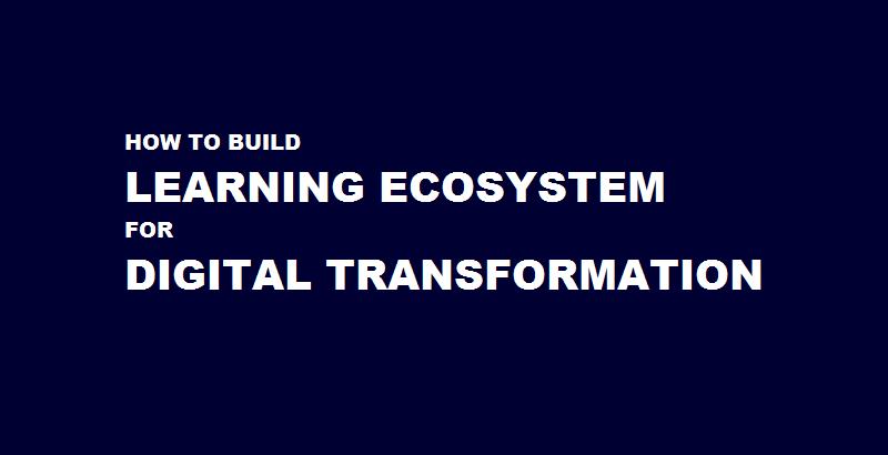 Learning Ecosystem - Tranform Partner
